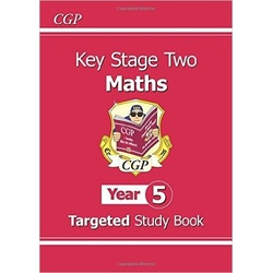 Key Stage 2 Year 5 Maths Targeted Study Book
