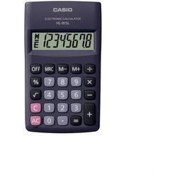 HL-815L-BK-W Casio Calculator