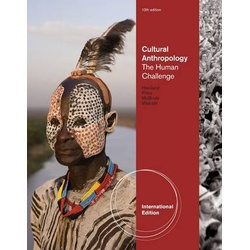 Cultural Anthropology the Human Challenge 13th Edition