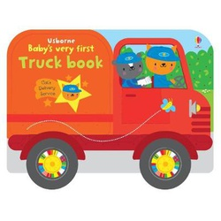 Usborne Baby''s Very First Truck Book