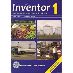 Inventor Secondary Business Studies Form 1