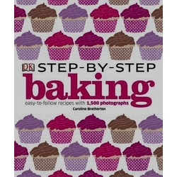 DK-Step-by-Step Baking