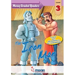The Iron Man :Moran Graded Readers Level 3.