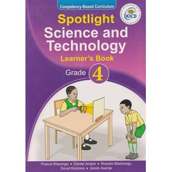 Spotlight Science and Technology Grade 4 (Approved)
