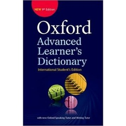 Oxford Advanced Learners Dictionary 9ED