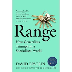 Range - How Generalists Triumph in a Specialised World (Small) - Pan