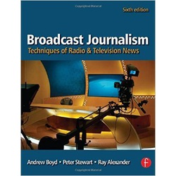 Broadcast Journalism Techn 6ED