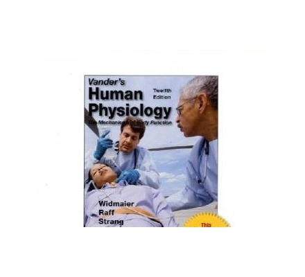 Vander\'s Human Physiology 12th Edition | Text Book Centre