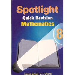 Spotlight Quick Revision Maths 8