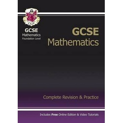 GCSE Maths Complete Revision & Practice - Foundation