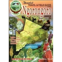 Tourist Travel & Field guide of the Ngorongoro