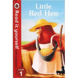 Little Red Hen:Lady bird Read it yourself Level 1
