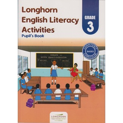 Longhorn English Literacy Activities Grade 3