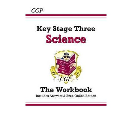 ks3 science the workbook 3 7 with answers text book centre rh textbookcentre com CGP Acronym CGP Acronym