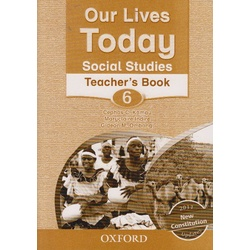 Our Lives Today Social Studies 6 Teacher's book.