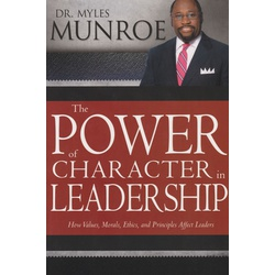 Power of character in Leadership