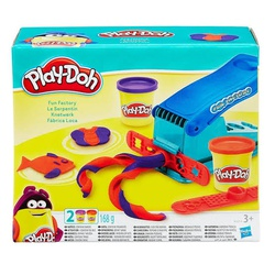 Play Doh Basic Fun Factory B5554