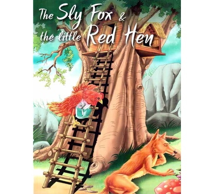 Sly Fox & the Little red hen (B.Jain)