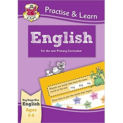 New Practise & Learn: English for Ages 6-7