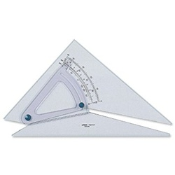 "Adjustable Set Square 12"" ATR12 5312"