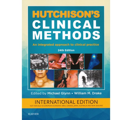 Hutchisons Clinical Methods 24ED