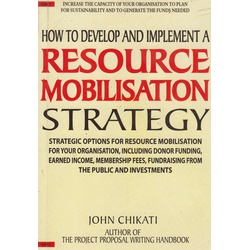 How to Develop and Implement Resource Mobilisation Strategy