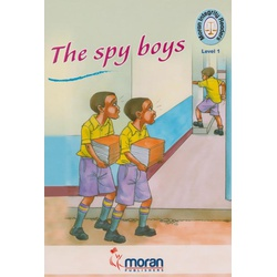 Moran Integrity Readers: the Spy boys level 1