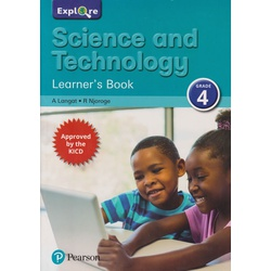 Pearson Explore Science and Technology Grade 4 (Approved)