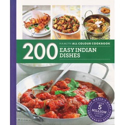 Hamlyn All Colour: 200 Easy Indian Dishes