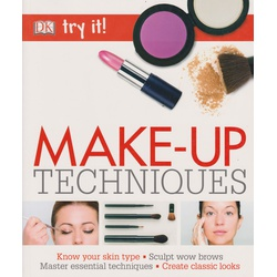 DK-Try it! Make-up techniques
