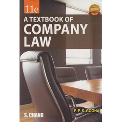 A Textbook of Company Law