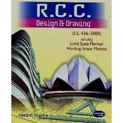 R.C.C Design and Drawing