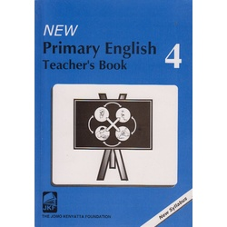New Primary English 4 Teachers' Guide