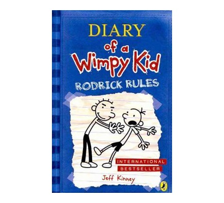 diary of a wimpy kid rodrick rules essay Diary of a wimpy kid: rodrick rules (diary of a wimpy kid #2) jeff kinney to julie, will, and grant september monday i guess.