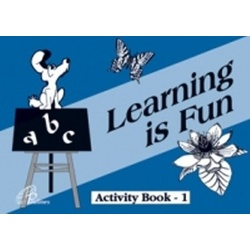 Learning is Fun- Activity Book 1