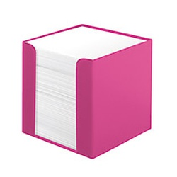 HLTZ Memo Cube with Refill 700s cool pink 11365038