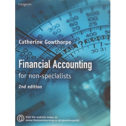 Financial Accounting for non-Specialists 2nd Edition