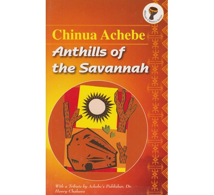Anthills of the Savannah - EAEP