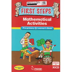 Moran First Steps Mathematical PP2 Learner's (Appd