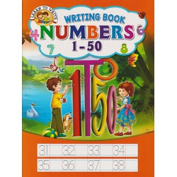 Alka Learn To Write Numbers 1-50