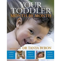 DK-Your Toddler Month by Month