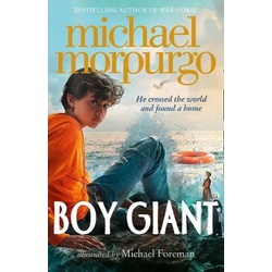 Boy Giant (Harper)