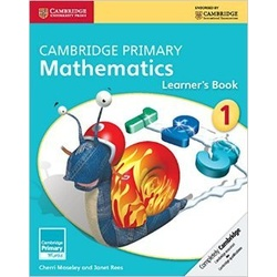 Cambridge Primary Mathematics 1 Learner's book
