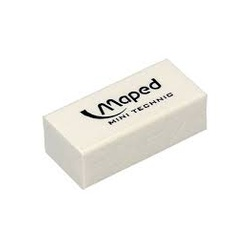 Maped Technic mini Eraser MD-011300 loose