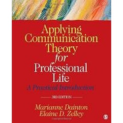 Applying Communication theory for Professional 3ED