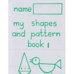 My Shapes and Pattern Book1