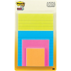 3M Post-it Notes 76x76mm 6301 (3x50)