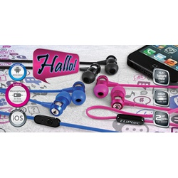 Cliptec Hallo EarPhone With Microphone BME747