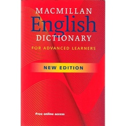 Macmillan English Dictionary Advanced Learners