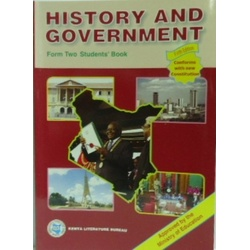 History and Government Form 2